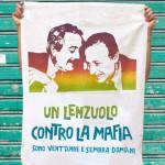 """""""Un lenzuolo contro la mafia"""""""