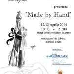 'Made by Hand': la ricchezza nelle nostre mani
