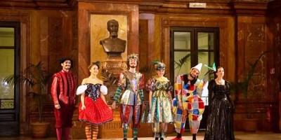 Personaggi dell'Impresario teatrale