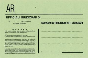 Nulla la notifica della cartella da parte di soggetto non autorizzato