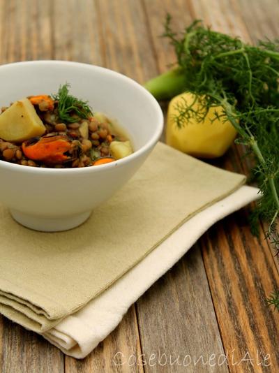 Ricetta legumi