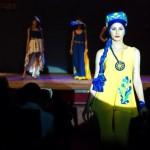 Caltagirone nel cuore: i modelli di Rosa Fortunato colorano la moda