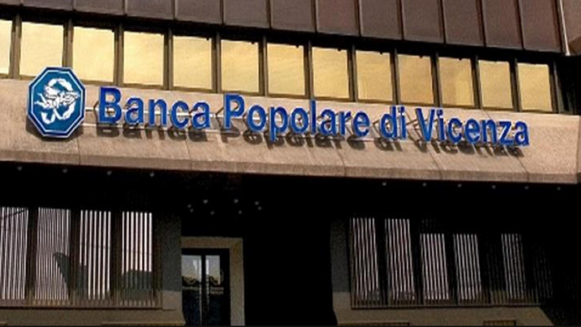 Banca Popolare di Vicenza: altri tre indagati, tra loro anche Zuccato