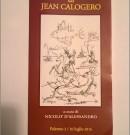 Disegni inediti di Jean Calogero