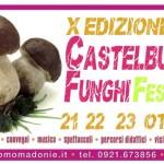 10°edizione del Funghi Fest: sua maestà il fungo a Castelbuono