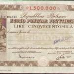 Richiesta duplicati Buoni Fruttiferi Postali cartacei e/o  libretti o certificati al portatore