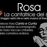 Quarto Tempo: il tributo a Rosa Balistreri, la cantatrice del Sud