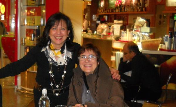 Caterina Vitale e Francesca Artista