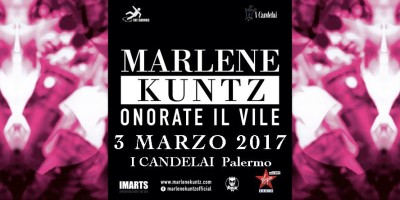 Onorate il vile tour: i Marlene Kuntz  suonano ai Candelai