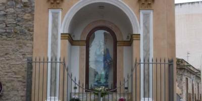 Cappella votiva a Termini Imerese