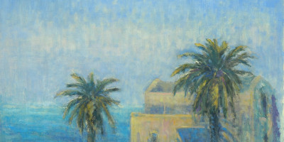 Enzo Nucci, 'Finestra sul Mediterraneo'