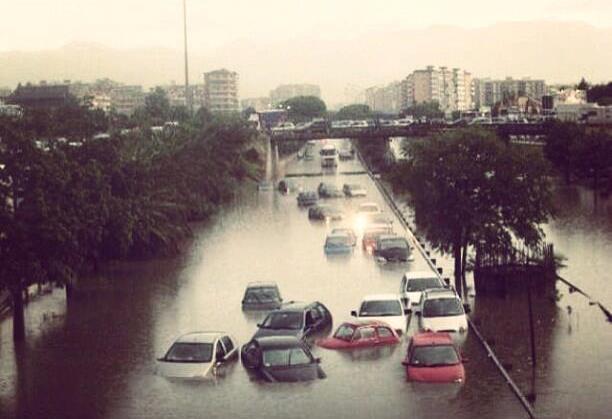 Meteo Sicilia: arriva il maltempo, diramata allerta