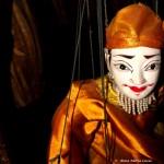 Una mostra fotografica per marionette e burattini