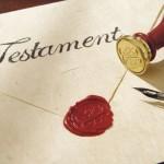 """Presunzione di """"verità"""" della data apposta al testamento"""