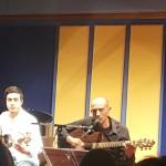 Concerto a più strumenti presso l'Auditorium della Rai