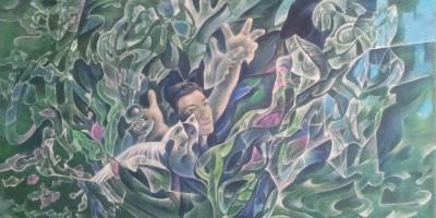 Nino La Barbera-'Caos fertile', 2017