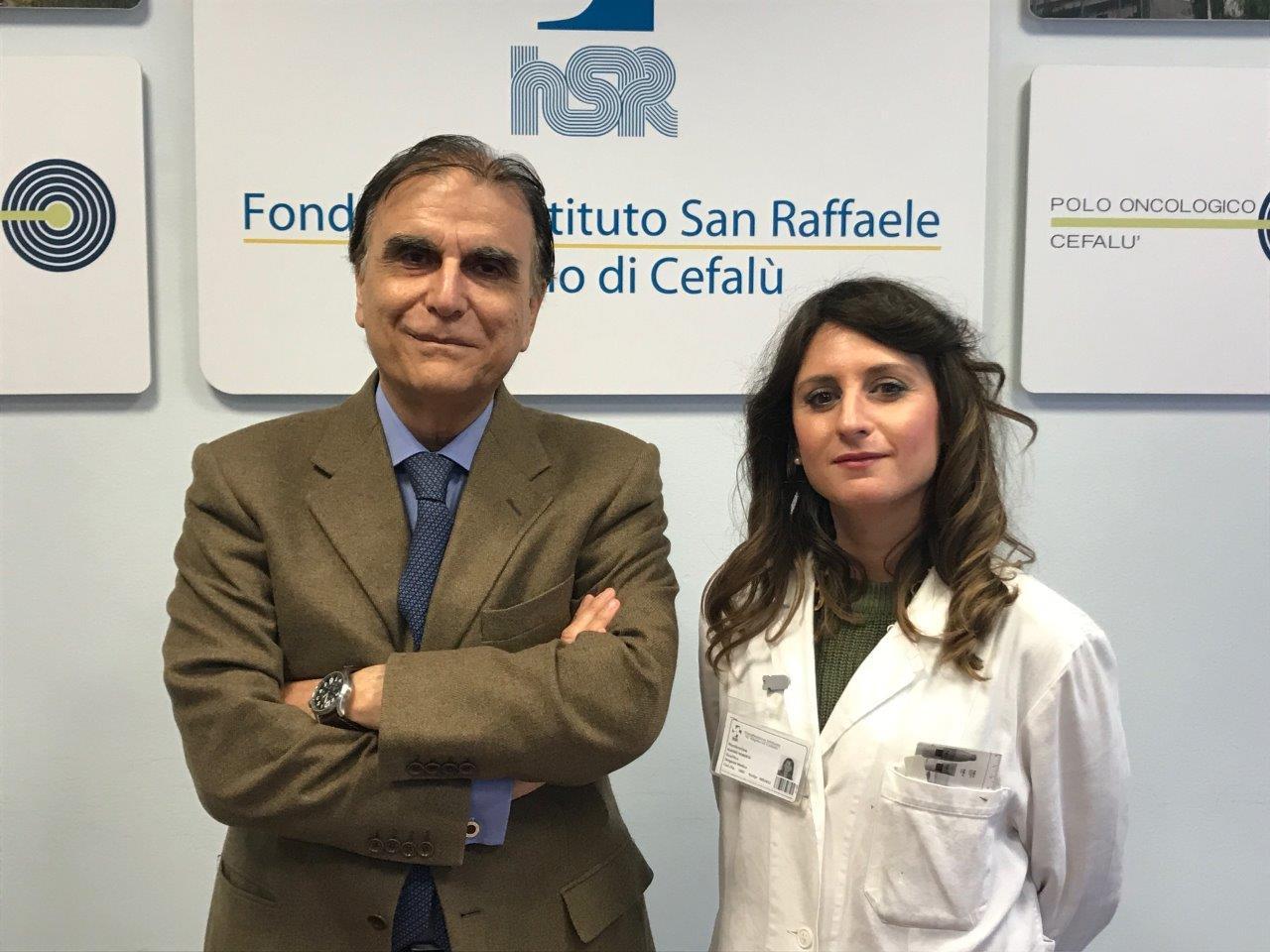 Vittorio Virgilio e Roberta Alaimo