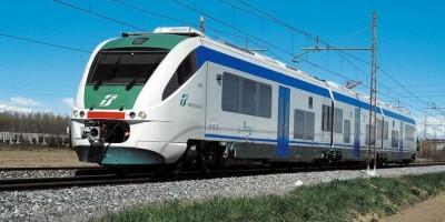 trasporto pubblico ferroviario