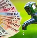 Il deposito cauzionale del sistema idrico