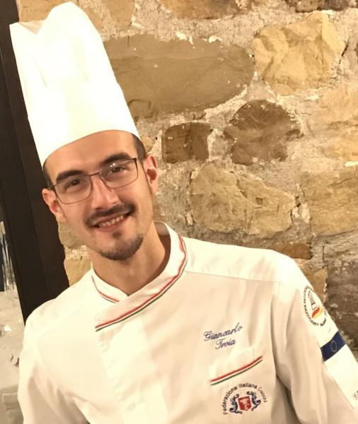 Chef Giancarlo Troia