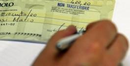 Non trasferibilità dell'assegno e responsabilità contrattuale della banca